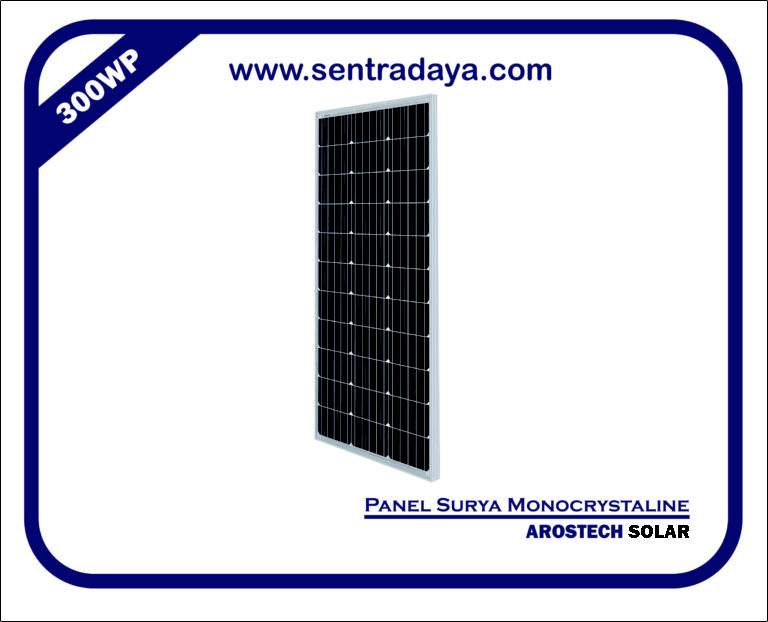 PANEL SURYA 300WP POLYCRYSTALIN | JUAL SOLARCELL 300WP MURAH